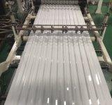 Bayer-materielles Opal-PC gewölbtes Blatt-Verkaufsförderungs-Polycarbonat-gewölbtes Blatt
