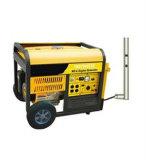 Portable 50Hz o 60Hz 5kVA generador de gas natural Home