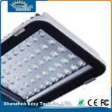 50W Lampe solaire à haute efficacité énergétique de la rue lumière LED intégrée