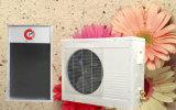 Mur de climatiseur solaire, type fendu