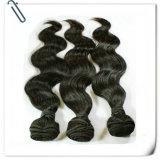 Uitbreiding Van uitstekende kwaliteit van het Haar van het Haar van het Menselijke Haar van 100% Weft, Rechte, Natuurlijk Ruw Menselijk Haar