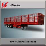 Clôture/ Cargo semi-remorque Remorque pour la vente