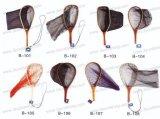 De Visserij van de vlieg/Houten Netto, de Zakken van de Buis van de Vlotter, de Netten van de Buis van de Vlotter