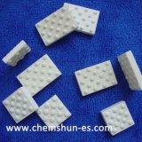 Износ устойчивость к истиранию высокая глинозема керамические внутренней панели боковины