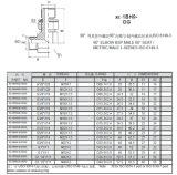 Raccords réglables de 90 degrés (XC-1BG9-OG)