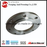 Bride de collet de soudure d'acier du carbone avec ISO9001