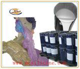 RTV2 силиконового каучука для полиэфира пресс-форм