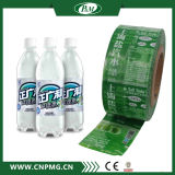 PVC/Pet materieller Shrink-Hülsen-Kennsatz für Plastikflasche