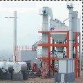 Hot Sale de 10T/H - 400T/H de l'asphalte usine de mélange à l'arrêt