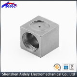 Usinagem CNC de alta precisão médica as peças de alumínio