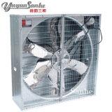 Ventilator van de Uitlaat van Sanhe van Yuyun de Centrifugaal Balans voor het Huis/de Serre/de Serre van de Kip