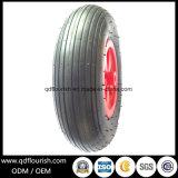 A roda de borracha pneumática 3.50-6 do caminhão de mão para a ferramenta Carts o trole