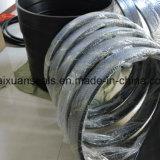 Eixo Giratório de borracha hidráulico R35 R37 As vedações de óleo