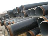 3PE espiral tubos de protección de soldadura
