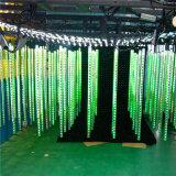 Indicatori luminosi del tubo dello specchio del tubo DMX di IP65 DMX512 RGBW LED