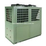 Pompa termica di sorgente di aria (funzionamento di temperatura insufficiente)