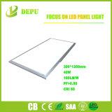 Luz de painel lisa do diodo emissor de luz da luz 72W 2X4 do teto 1200X600 brilhante elevado