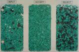 [فس] [رغب] بلاستيك يعيد آلة [بّ] يسحق بلاستيكيّة لون فرّاز