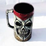 L'halloween Craft Gift Set / Parti Fournitures / Vaisselle - Skull Tumbler (WL8327C)