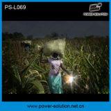 4500mAh/6V Lanterne solaire avec chargeur de téléphone portable avec ampoule de feu solaire