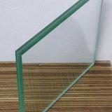 平らなか曲げられた浮遊物によって薄板にされる緩和されたガラス(JINBO)