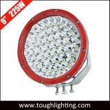 """indicatore luminoso di azionamento combinato del fascio LED del punto rotondo 9 """" 225W"""