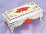 Caisse de bijoux d'alliage, boîte de bijoux de décoration (41)