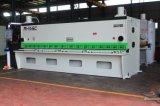 Máquina de corte de chapas metálicas de guilhotina do fabricante da placa de aço hidráulica de alimentação Shearer cortes 4x3200mm