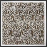 Элегантный Guipure кружевной вышивкой цветочным кружевом