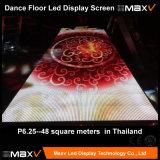 P10 LED 댄스 플로워 스크린 선택적인 옥외 알루미늄 Die-Casting 내각