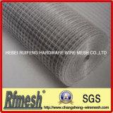 Soldar la malla de alambre galvanizado y Material de acero inoxidable recubierto de PVC