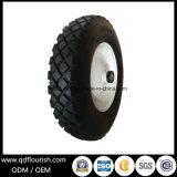 공구 손수레를 위한 편평한 자유로운 타이어 4.00-8 PU 거품 바퀴