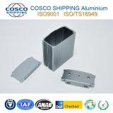 Het aangepaste Profiel van het Aluminium 6063-T5 met het Borstelen van Oppervlakte