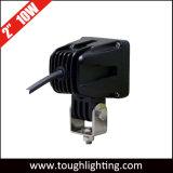 2 het Mini LEIDENE CREE van de duim 10W Licht van het Werk voor de Motorfietsen van de Boot ATV