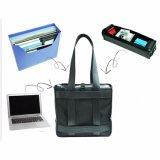 Haute qualité meilleure vente sacoche pour ordinateur portable multifonction avec sac indépendant