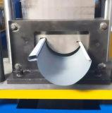 Rodillo redondo del material de construcción del canal que forma la máquina