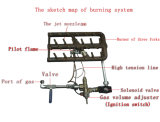 Ofg-321自動ファラフェル深いドーナツフライヤー機械