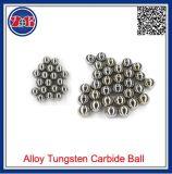 合金の鋼球35mm 36mm 37mm 38mm 38.1mmの炭化タングステンの摩耗は堅い合金の炭化タングステンの球を分ける