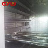 フリーザーの大きい容量の冷蔵室の歩行