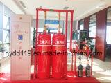 40L precio del sistema del extintor de gas de la cabina Hfc227ea