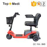 104 180W de Koplamp handicapte de Autoped van de Mobiliteit van de Macht met Elektromagnetische Rem