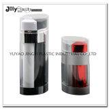 Praça de parede dupla transparente de plástico vazio de garrafa bomba cosméticos 30ml