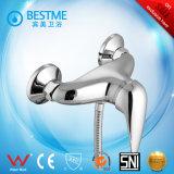 Poignée unique Style Simple durables en laiton Mélangeur de douche (BM)-30004