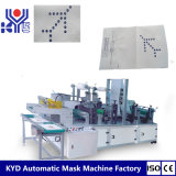 Kydの高品質の高出力の耐久の超音波非編まれたヘッドレストカバー製造業機械