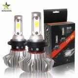 Nuevo 12V 24V LED Auto faro H11 H13 H4 H7 9006 Waterproof 9005 Kit de faros de coche Bombilla