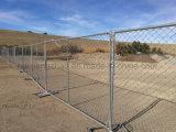 preço de fábrica livre de pé os painéis de Esgrima Temp galvanizado (XMR80)