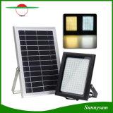 150 LED-angeschaltenes Mikrowellen-Radar-Fühler-Flut-Licht-im Freiengarten-Pfad-Straßen-Sicherheits-Solarlicht