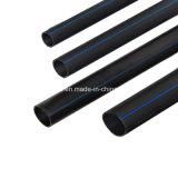 Qualität SDR17 HDPE Rohr Dn-125mm für Wasserversorgung (kaltes und Heißwasser)