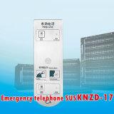 Telefone Emergency de VoIP do telefone do ponto da ajuda do intercomunicador do aeroporto para enfermos