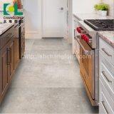 Hölzerner Oberfläche Belüftung-Vinylbodenbelag für aufbauendes Handelschanglong Cls-22